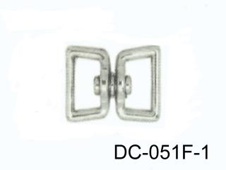DOUBLE SQUARE SWIVEL