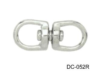 DOUBLE ROUND SWIVEL