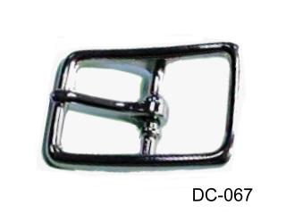 ZINC DIE CAST BAR BUCKLE