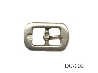 NP ZINC DIE CAST BUCKLE