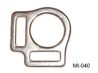 2-LOOP HALTER SQUARE