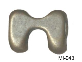 MALLEABLE IRON ROPE CLAMP