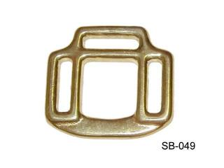 3-LOOP HALTER SQUARE,