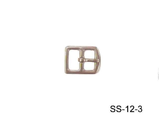 SS STIRRUP LEATHER BUCKLE