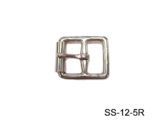 SS STIRRUP LEATHER BUCKLE (lost-wax)