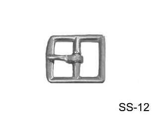 SS STIRRUP LEATHER BUCKLE(HEAVY)
