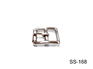 SS CURVED ROLLER BUCKLE