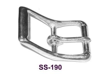 S.S. BUCKLE,W/ROLLER