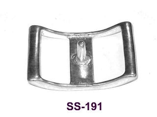 S.S. CONWAY BUCKLE