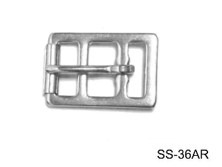 STAMPED STAINLESS STEEL3-BAR GIRTH
