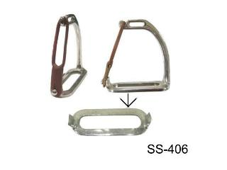 SS PEACOCK SAFETY STIRRUP