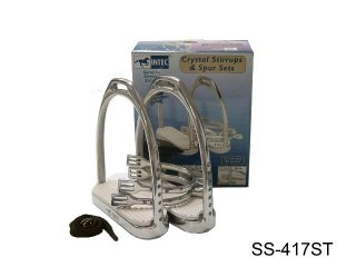 S.S. FILLIS STIRRUPS & SPURS SET