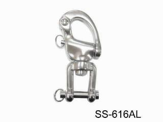SWIVEL SNAP SHACKLES OPEN EYE
