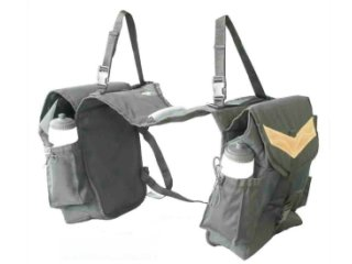 WATER BOTTLE  SADDLE  BAG
