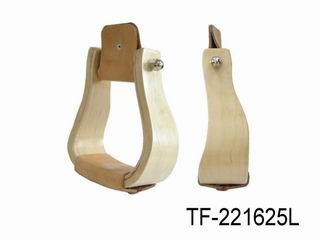 WOODEN OFFSET STIRRUP