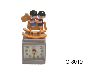 HAPPY TWINS  ALARM CLOCK