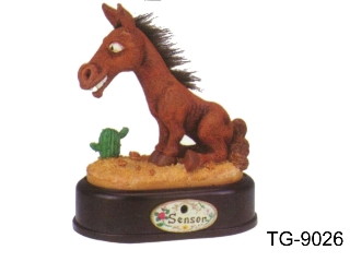 HORSE MOTION DETECTOR