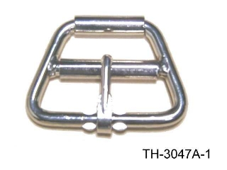 GIRTH BUCKLE, W/BAR