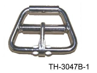 GIRTH BUCKLE, 2-BAR