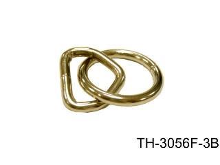 WELDED STEEL RING W/LOOP BP