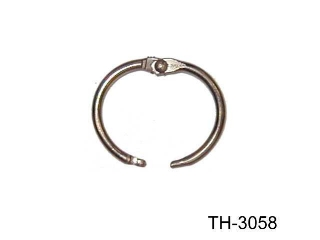 STEEL WIRE PIG RING, ZP