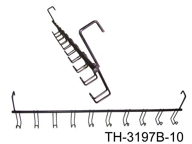 metal bridle rack