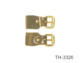 SB ROLLER BUCKLE FOR HORSE BOOTS WITH  OBLONG LOOP