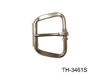 GIRTH BUCKLE  STAINLESS STEEL