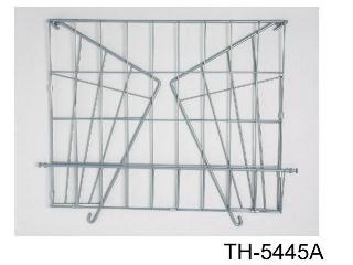 STEEL WIRE FOLDABLE WALL HAY RACK