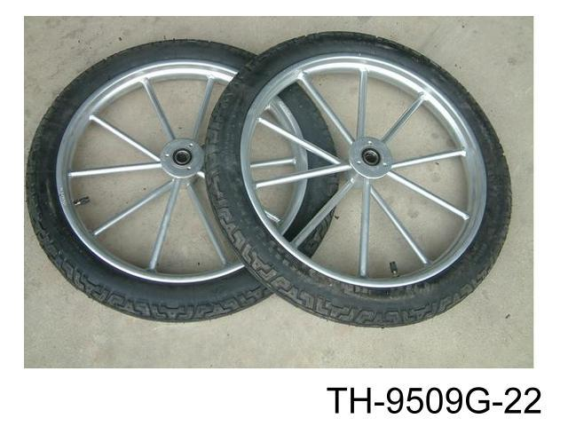 "22"" HEAVIER WHEELS"