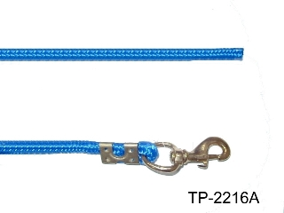 ROUND NYLON ROPE LEAD