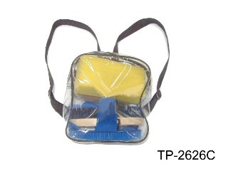 PVC  KNAPSACK FOR GROOMING KIT