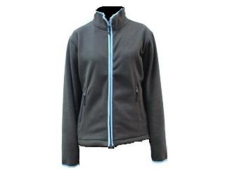 HIGH COLLAR FLEECE  JACKET