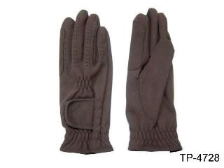 PU SUEDE GLOVES