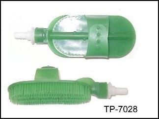 PLASTIC COMBINATION CURRY COMB