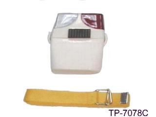 LAMP W/YELLOW STRAP