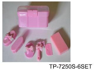 PLASTIC GROOMING BOX SET
