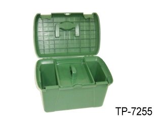 PLASTIC GROOMING CADDY