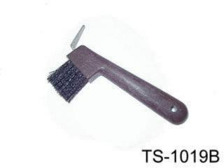 HOOF PICK BRUSH