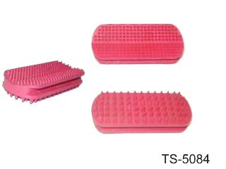 RUBBER COMB, RED OR BLUE