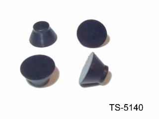 RUBBER STUD HOLE STOP
