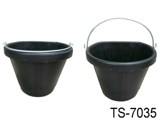 RUBBER WATER BUCKET