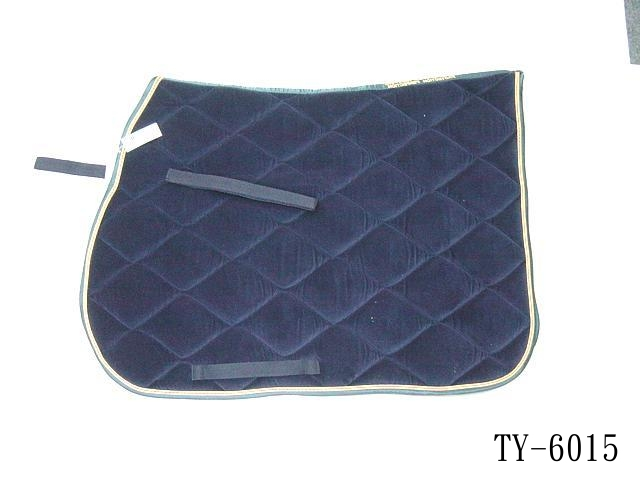 AP VELVET SADDLE PAD