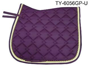 ALL PURPLSE COTTON SADDLE PAD