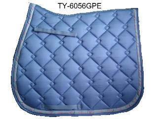 SADDLE PAD WITH STONES