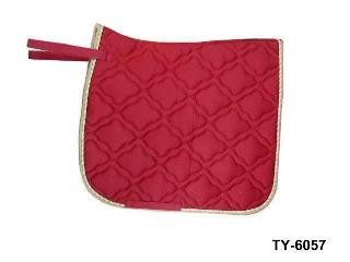 DRESSAGE COTTON SADDLE PAD