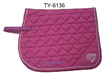 AP SADDLE PAD W/STONE
