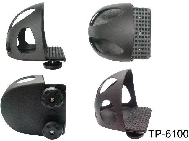 SAFETY STIRRUP TREAD & TOE CAP