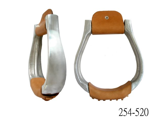 ALUM OXBOW STIRRUPS