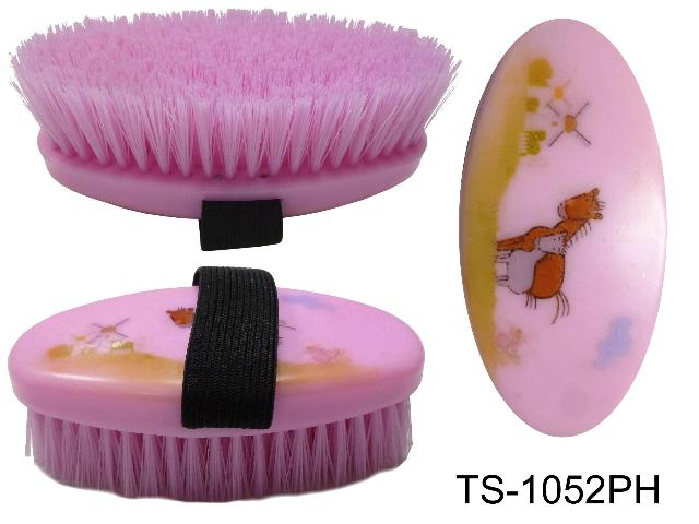 PLASTIC SMALL BODY BRUSH